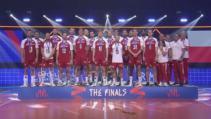 Droga do srebra. Wszystkie mecze Polaków w Lidze Narodów siatkarzy 2021 (WIDEO)