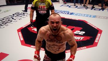 Zwycięstwo na FEN 28, potem UFC? Plan na Rębeckiego jest prosty