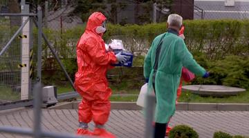Chaos w epicentrum epidemii. Koronawirus w woj. śląskim