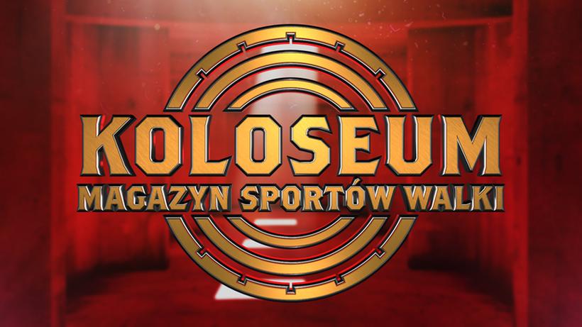 Magazyn Koloseum. Ogłoszenie walk KSW, FEN i PBN. Transmisja TV i stream online