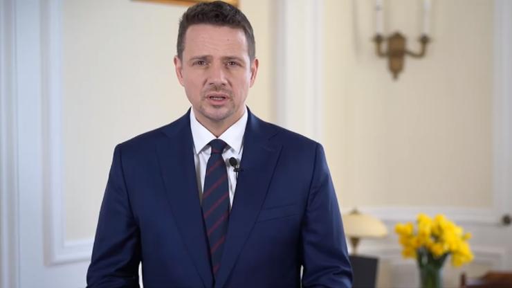 Trzaskowski: politycy powinni mieć odwagę, by wam to powiedzieć