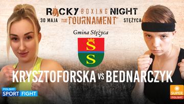 Historyczna walka na polskiej gali boksu!