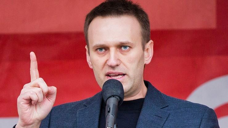 Funkcjonariusz FSB: bielizna Nawalnego była skażona środkiem trującym