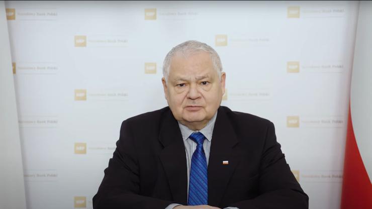 Glapiński: system finansowy funkcjonuje stabilnie