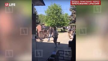 Bitwa na moskiewskim cmentarzu. Trzy ofiary, ponad 90 osób zatrzymanych