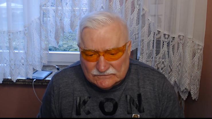 Lech Wałęsa do Sławomira Cenckiewicza: będziesz wisiał za bezczelne kłamstwo