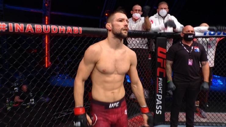 Mateusz Gamrot przed drugą walką w UFC: Jestem gotowy gryźć przeciwnika w oktagonie