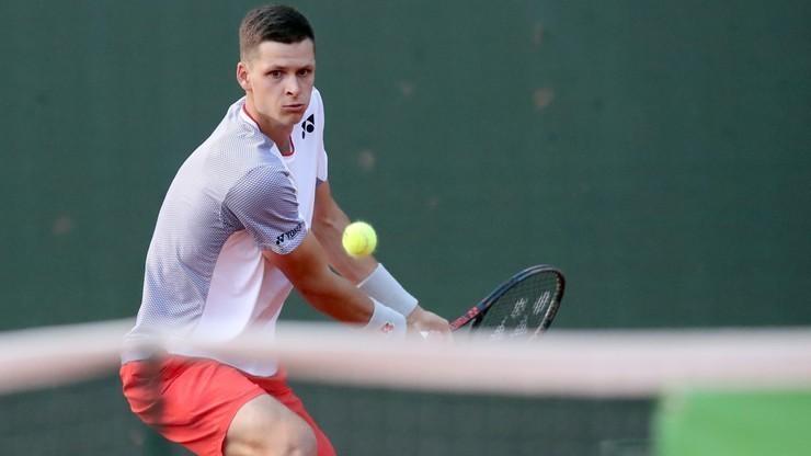 ATP w Dubaju: Hubert Hurkacz odpadł w ćwierćfinale debla