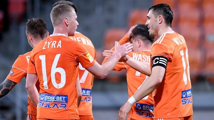 Fortuna 1 Liga: Arcyważne zwycięstwo! Bruk-Bet Termalica Nieciecza o krok od awansu