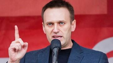 Policjant miał ujawnić dane osób zamieszanych w próbę otrucia Nawalnego