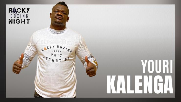 Krystian Każyszka: Youri Kalenga może walczyć o mistrzostwo świata