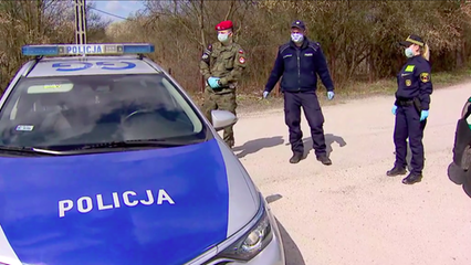 Policja w dobie koronawirusa
