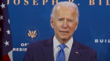 Joe Biden zaszczepił się przeciwko koronawirusowi