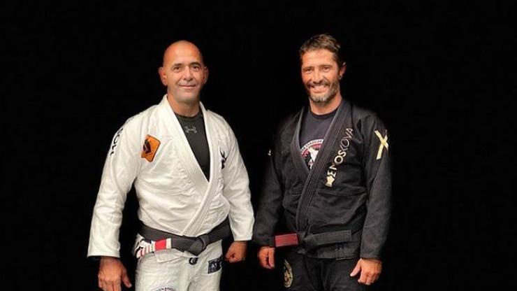 Bixente Lizarazu trenuje brazylijskie jiu-jitsu. Niesamowita metamorfoza Francuza (ZDJĘCIA)