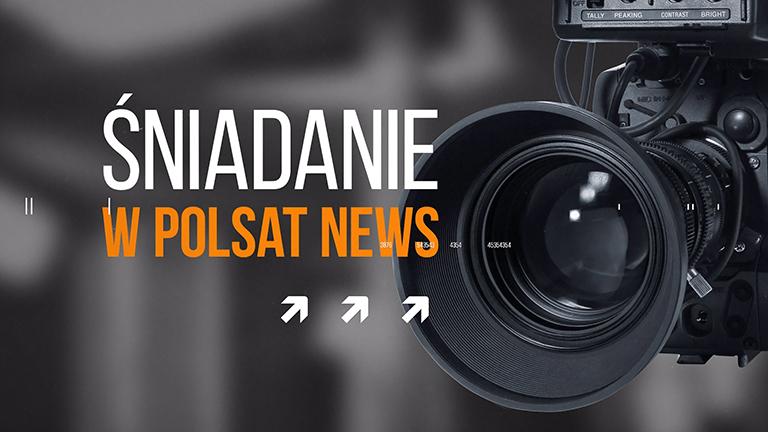 Śniadanie w Polsat News