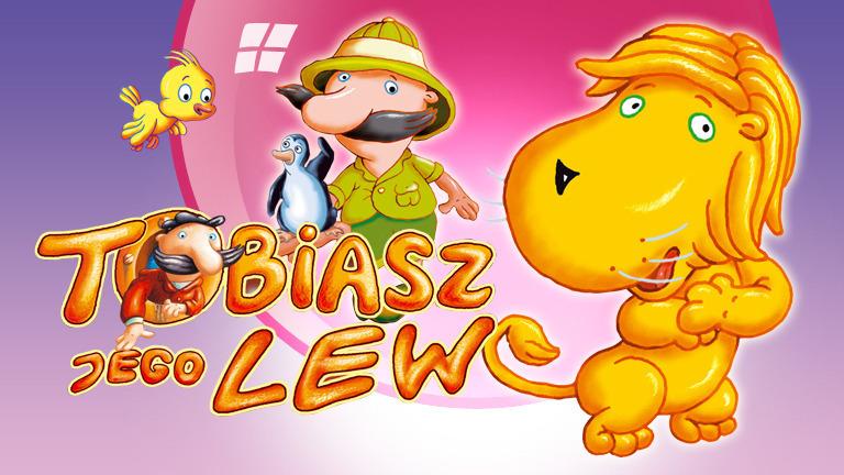 Tobiasz i jego lew