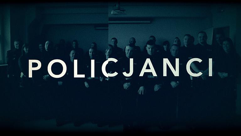 Policjanci