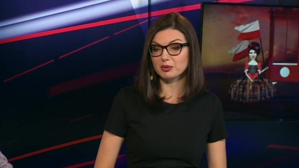 Gilotyna - Seksistowski występ prezydenta Legionowa