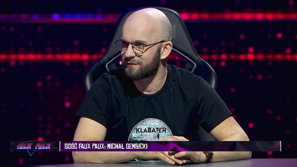 Faux Paux - Odcinek 56. ft. Michał Gembicki