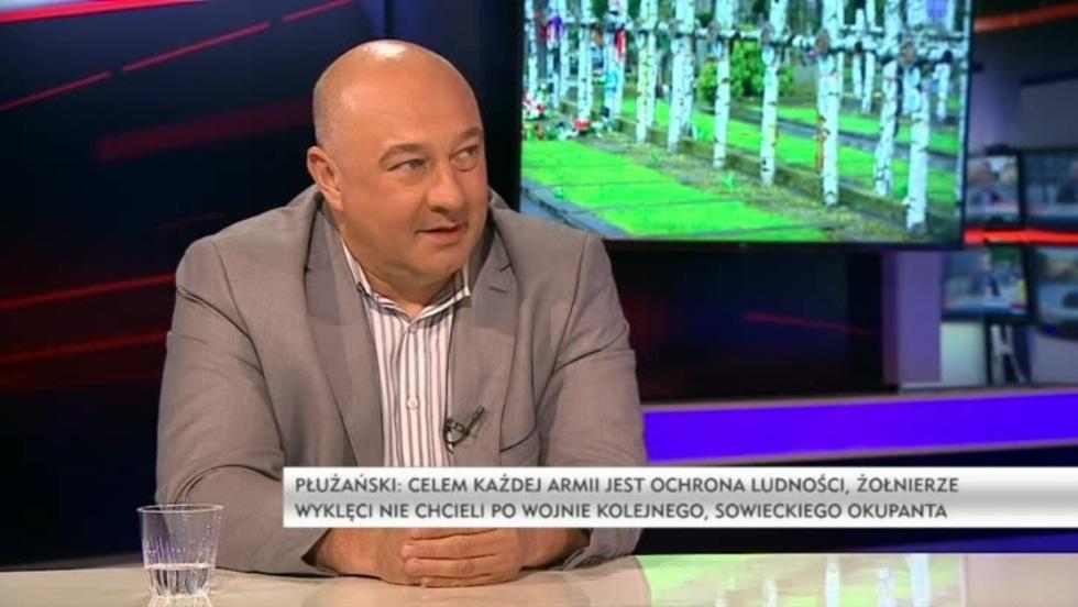 Polska w kawałkach Grzegorza Jankowskiego - Tadeusz M. Płużański