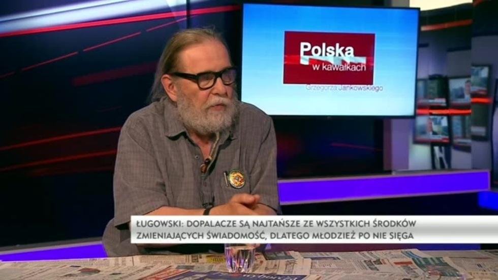 Polska w kawałkach Grzegorza Jankowskiego - Łukasz Ługowski