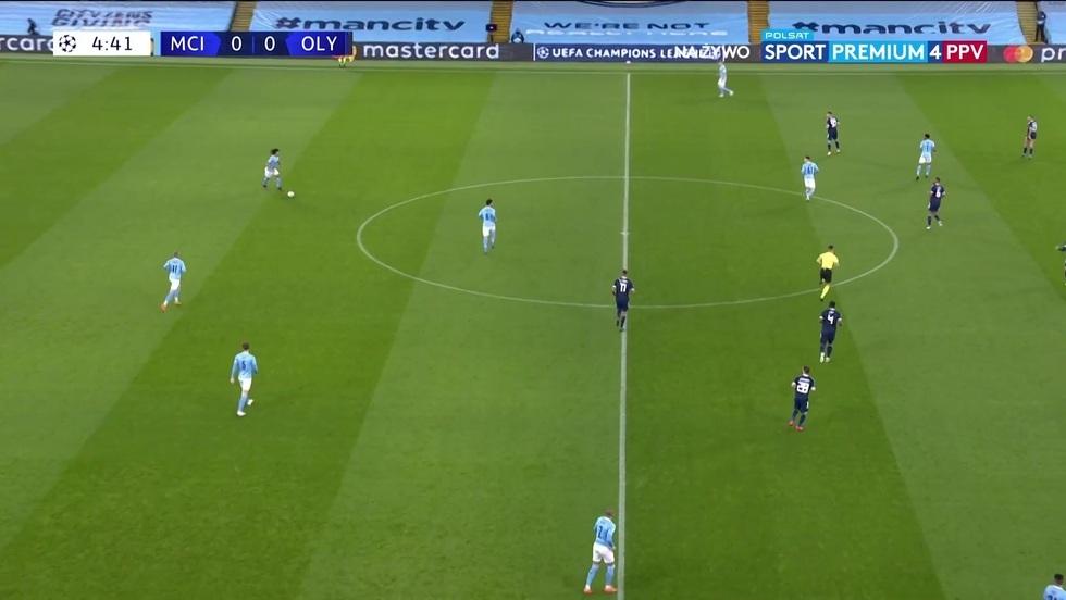 Manchester City - Olympiakos Pireus