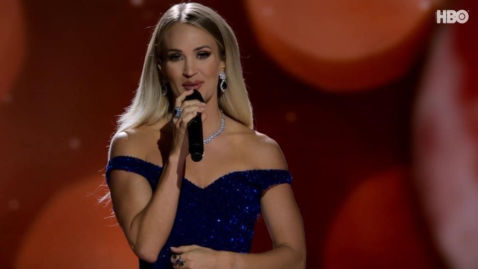 """""""My Gift"""" - koncert świąteczny Carrie Underwood"""