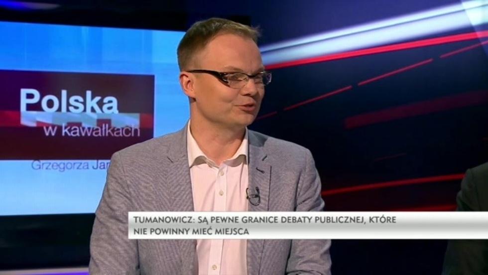 Polska w kawałkach Grzegorza Jankowskiego - Witold Tumanowicz, Grzegorz Pietruczuk