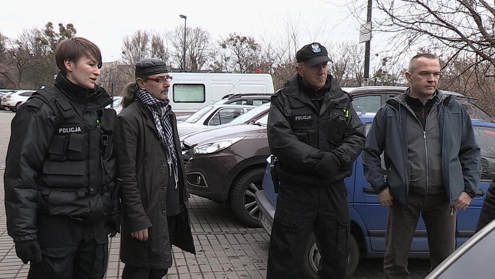 Policjantki i policjanci - Odcinek 61