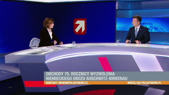 Gość Wydarzeń - Michał Dworczyk