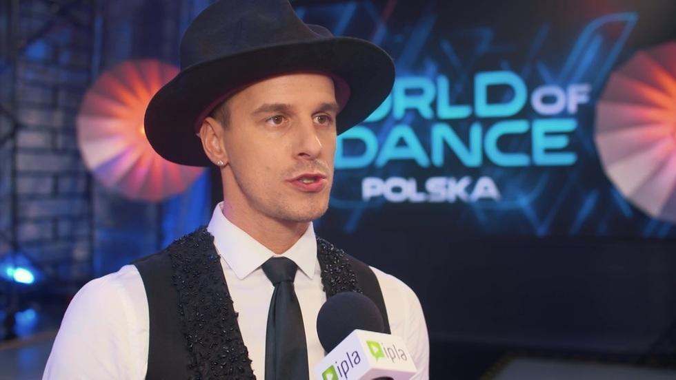 "World of Dance - juror Rafał ""Roofi"" Kamiński"