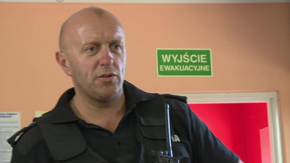 Policjantki i policjanci - Odcinek 115