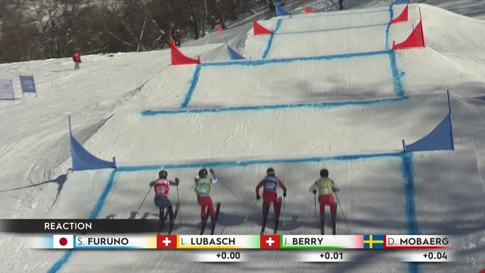 Ski Cross: Bakuriani