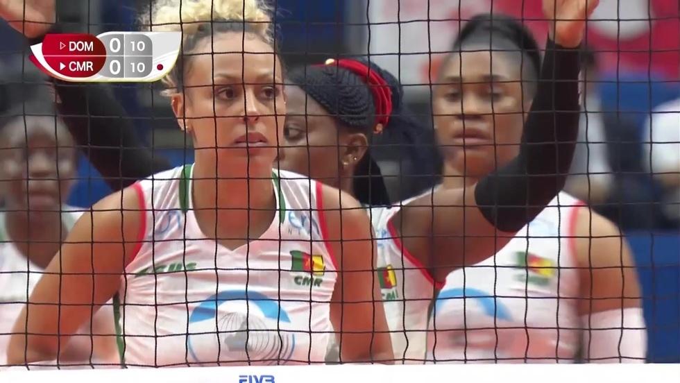 Dominikana - Kamerun