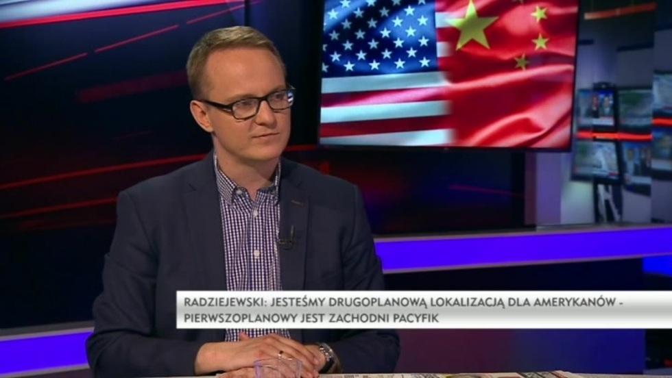 Polska w kawałkach Grzegorza Jankowskiego - Bartłomiej Radziejewski