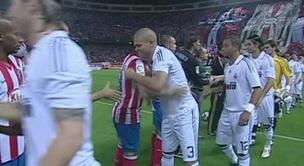 Atlético 1-2 Real Madryt (skrót meczu)
