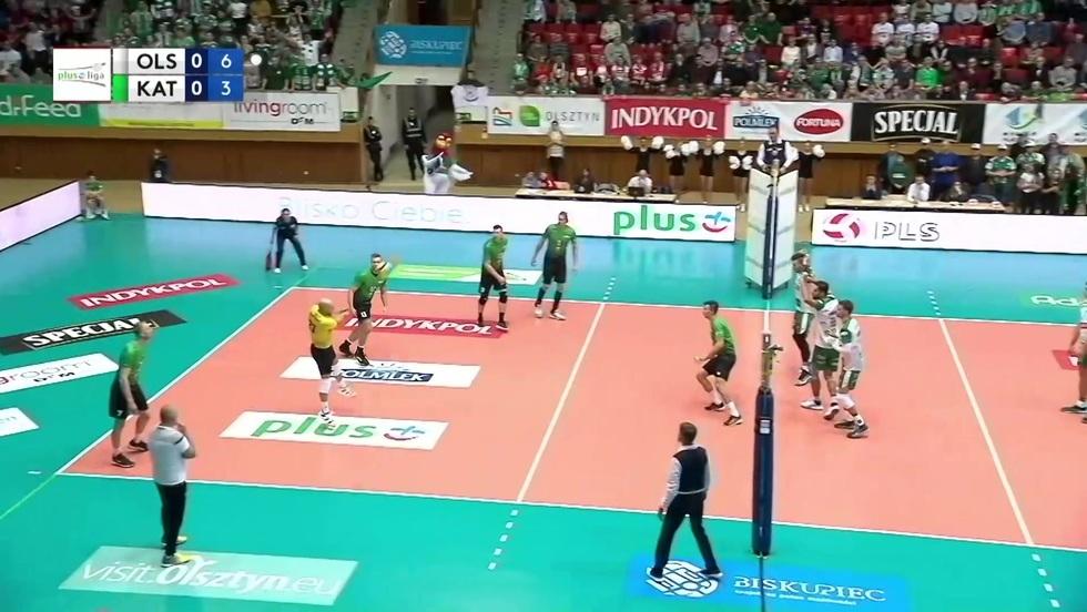 Indykpol AZS Olsztyn - GKS Katowice