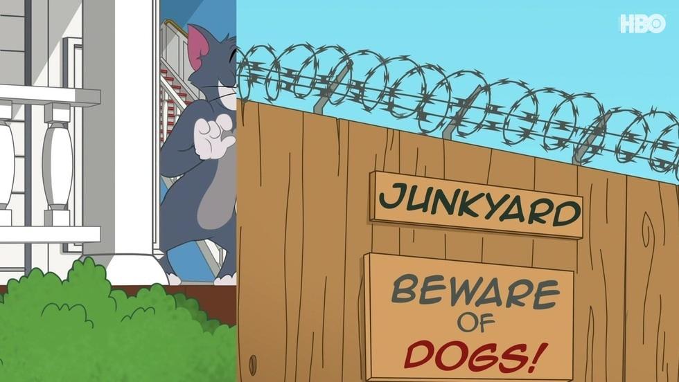 Tom i Jerry Show II, odc. 66
