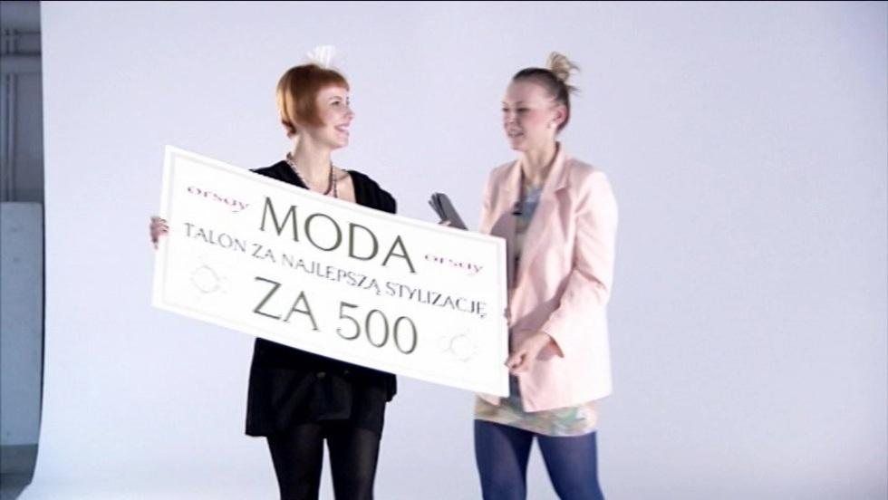Moda za 500 - Odcinek 1