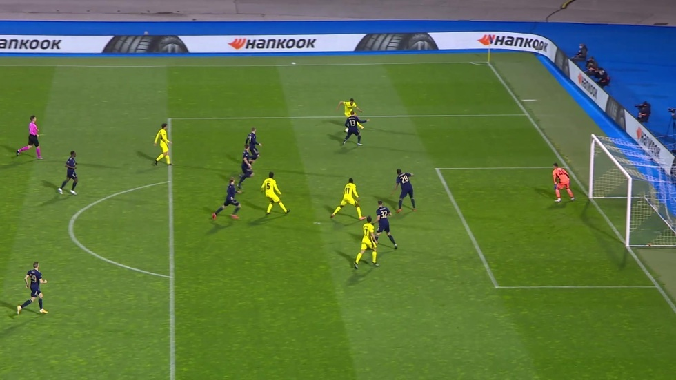 Dinamo Zagrzeb - Villareal CF