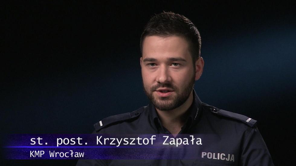 Policjantki i policjanci - Odcinek 100