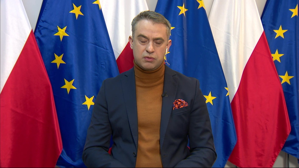 Śniadanie w Polsat News - 27.12.2020