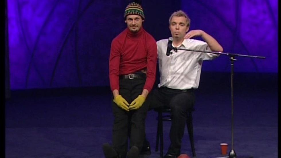 Kabaret Ani Mru Mru - Brzuchomówca