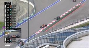 GP Rosji 2021 (cały wyścig)