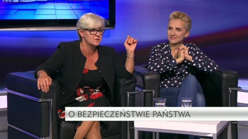 Salon Polityczny - Joanna Kluzik-Rostkowska, Joanna Scheuring-Wielgus
