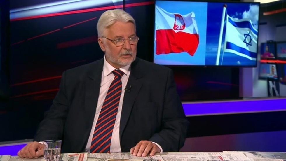 Polska w kawałkach Grzegorza Jankowskiego - Witold Waszczykowski