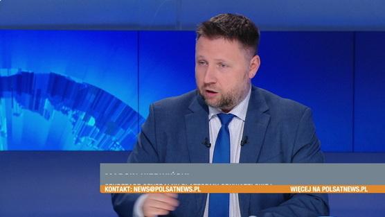 Gość Wydarzeń - Marcin Kierwiński