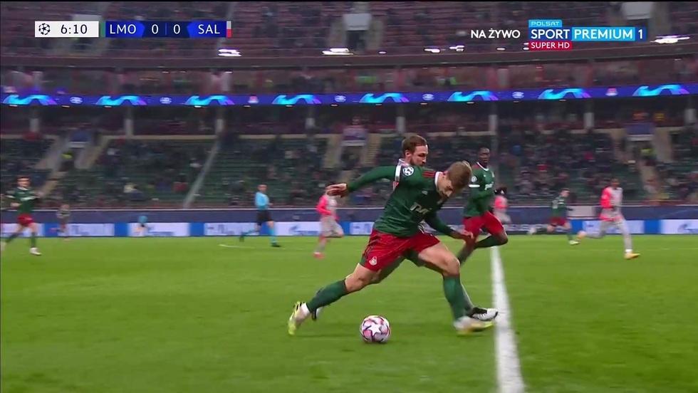Lokomotiw Moskwa - FC Salzburg