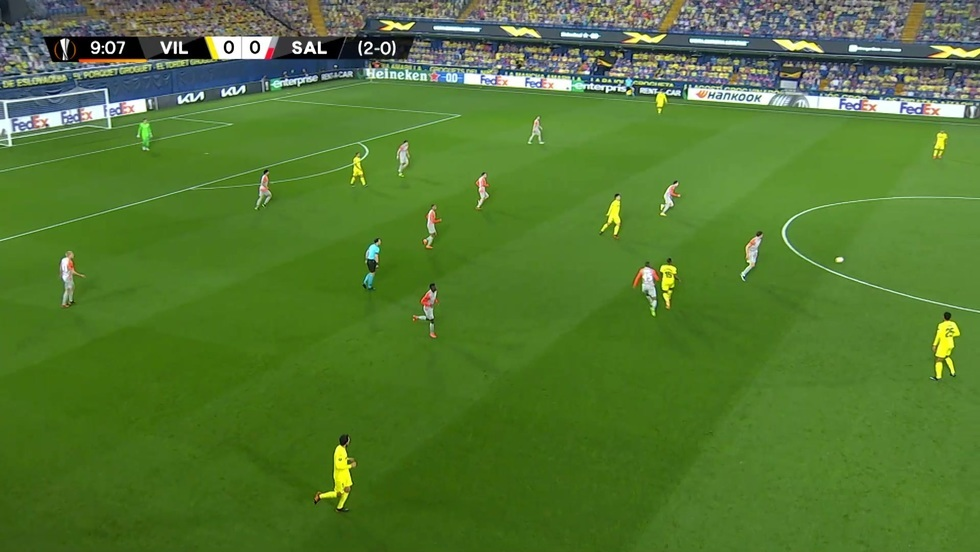 Villareal CF - FC Salzburg