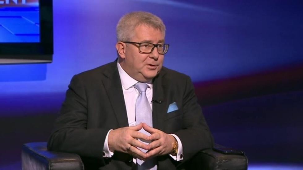 Salon Polityczny - Ryszard Czarnecki